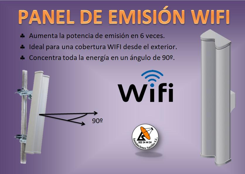 panel wifi